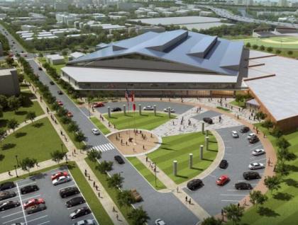Colby Development rendering