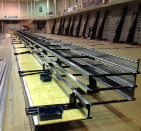 Bleacher Construction