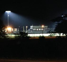 Coyer Field Lights