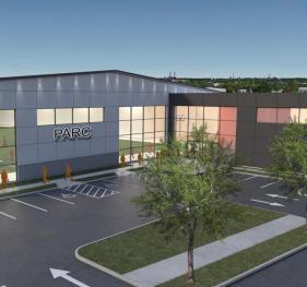 Uniland Center rendering for Dart St.