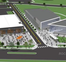 McGuire rendering for Dart St.